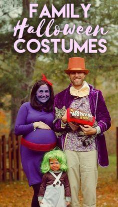 Fantastic Family Halloween Costumes #halloweencostumes #familycostumes #halloween