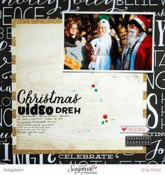 iLoveSchnipsel: Christmas Video Dreh {Dezember-Kit}