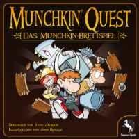 """Pegasus Spiele 51950G - Munchkin Quest """"Das Brettspiel"""":Amazon.de:Spielzeug"""