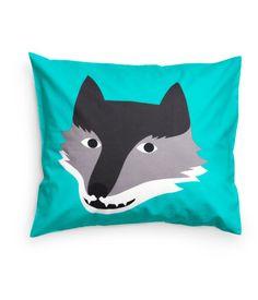 fox pillow hm home finland