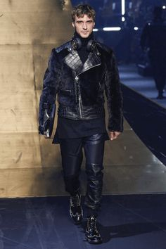 Philipp PleinFall 2016 Menswear