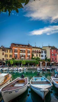 Desenzano del Garda HDR by Iann Castelein on 500px