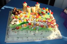 Candy Land Theme Party (6)