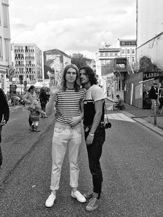 Myles Kellock and Charlie Salt, Blossoms Band Keyboard and Bass Music X, Music Bands, Blossoms Band, Cherry Blossoms, Alex Turner, Great Bands, Rock N Roll, Fangirl, Film