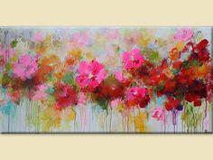 Resultado de imagem para quadro de arte floral