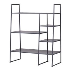 Metalwork Bookcase (Grey) | The Land of Nod