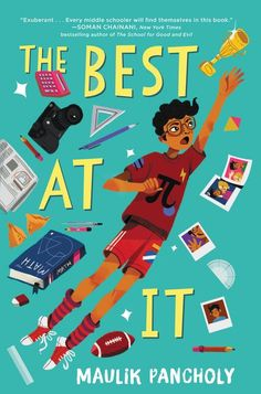 (Gr 6-8) Rahul is in 7th grade. He is an Indian American boy and lives in a small Indiana town.  In this story Rahul finds himself and figures out that he is gay. Most of all this debut novel is about friendship, family, and finding the courage to stay true to yourself.