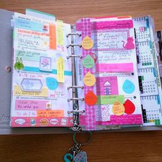 Sorting out forty : Filofax retro bloom and a dizzy day