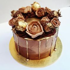 24 karat magic in the aiiiir 🎶 this decadent little number for the beautiful 's b'day 💛💛💛 red wine chocolate cake filled with… Red Wine Chocolate Cake, Magic, Number, Desserts, Beautiful, Food, Tailgate Desserts, Deserts, Essen