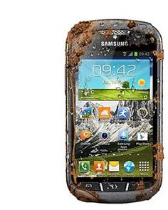 Das Smartphone zum Skaten und Wellenreiten: Samsung Galaxy Xcover 2. Mehr Infos hier: http://www.internetanbieter.com/samsung/galaxy-xcover-2/