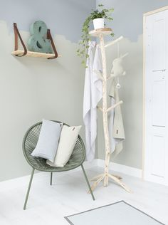Babyroom - Nursery - Babykamer - Interieur inspiratie - Pastel