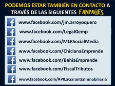 Fanpages en Facebook