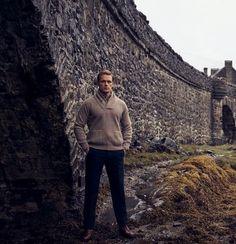Sam Hall, Sam And Cait, Samheughan, Jamie Fraser, His Eyes, Time Travel, Outlander, Photoshoot, Dreams