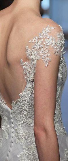 Ines Di Santo #wedding #dress #weddingdream123