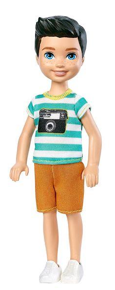 2017 Barbie Family - Chelsea Club - Chelsea's Friend - Boy Doll