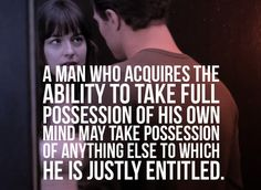 Fifty Shades of Grey | 23 Incredible Quotes From Your Favorite Books That Hit The Big Screen