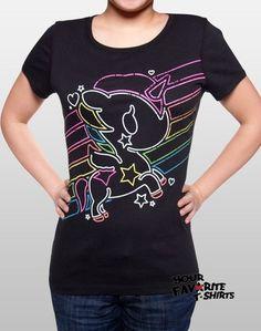 Tokidoki Unicorno Beat Electric Cute Licensed Junior Shirt S-XL #tokidokiholiday
