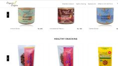 Buy Organic Healthy Snacking online Like Organic Quinoa Online from organicorigins. Shop Organic Quinoa Without any Pesticides Organic Quinoa, Organic Butter, Organic Oil, Nuts Online, Organic Cooking, Organic Recipes, Dry Fruits Online, Organic Food Online