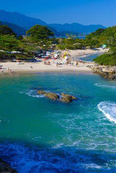 Praia do Meio, Trindade, Rio, Brazil