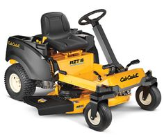 Check out the new Cub Cadet RZT™ S zero-turn mowers.