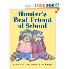 Love this book to talk about expected and unexpected behaviors and peer pressure.