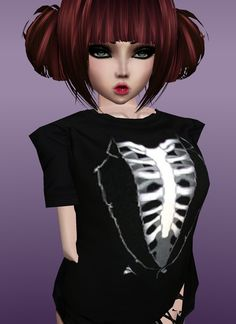 Captured Inside IMVU - Join the Fun!!