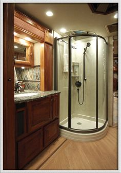 For when you're tired of waiting for a cold KOA shower.