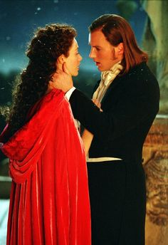 Phantom of the Opera!  I can watch this movie over & over again!