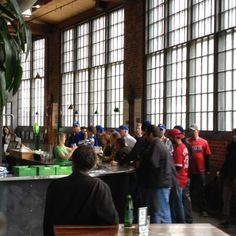 Steam Whistle Brewing in Toronto, ON