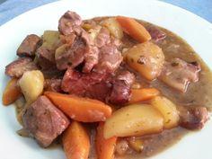Rustikaler Pork Stew | Küchentigers Rezepte Blog
