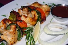 #ExpediaThePlanetD - Yummy food from restaurant in South Africa - Cape Town
