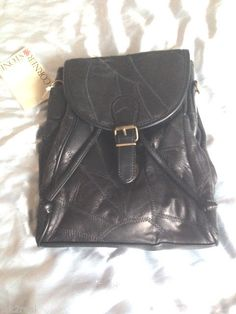 Leather Backpack Purse Brand New Ladies' - Trendy & Chic FREE SHIPPING!!!!!!! #CS #BackpackStyle