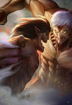 Attack on Titan Dibujo hecho por: alejowar