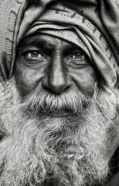 Street portrait by Mark Smart on 500px