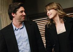 Tv Guide Patrick Dempsey And Ellen Pompeo | Programmes TV - Grey's Anatomy, photos de mariage du finale - Série ...