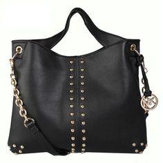 http://www.bonanza.com/listings/Worldwide-Free-Shipping-Michael-Kors-Chain-And-Rivet-Astor-Bag-Black/174423511