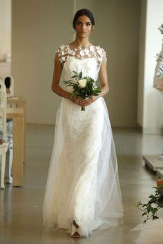 Oscar de la Renta Bridal Fall 2017
