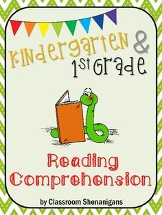 4 pages of reading comprehension for Kindergarten and 1st grade. This can be used to help Kindergarten students and as an intervention or review for 1st grade students.If you download this freebie, please show some love by leaving a feedback. Your comments and feedbacks are highly appreciated.Thank you!