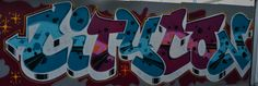 Siistejä graffiteja postin viereisestä ovesta ulos mentäessä! #citycon #graffiti #style