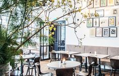 Morgan and Mees | restaurant & hotel | amsterdam