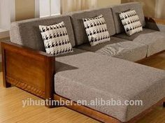 Furniture Secrets Straight From The Home Experts. Image Result For Wooden  Sofa Designs