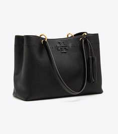 a61e5bea21fb Visit Tory Burch to shop for Mcgraw Triple-compartment Ring Tote and more  Womens Totes