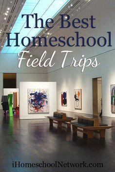 The Best Homeschool Field Trips | iHomeschool Network @ihomeschoolnet #ihsnet