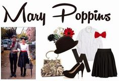the daily dani: Friday's Fancies: Boo-tiful! - Mary Poppins halloween costume