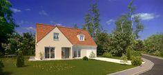 - Modèle : Evasion / 4 chambres / 128m² - Disponible de 96 à 144 m², cette maison sobre et raffinée avec ses espaces lumineux s'adaptera à toutes les configurations. #maison #maisons #home #frenchhouse #construction #maisonspierre