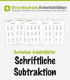 9 best schulfächer images on Pinterest | Free worksheets, Kids ...