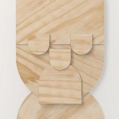 Plywood Happy Face    #Happy