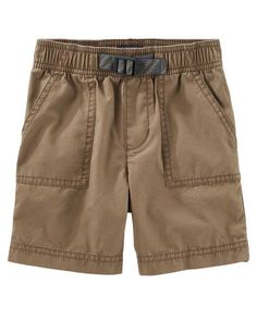 Kid Boy Camp Shorts from Carters.com. Shop clothing & accessories from a trusted name in kids, toddlers, and baby clothes.