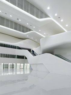 Gattaca?  Dongdaemun Design Plaza / Zaha Hadid Architects