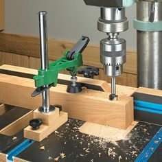 Custom Jig Hardware | Woodsmith Tips